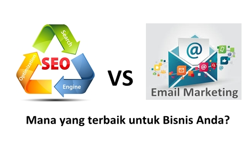 SEO VS Email Marketing