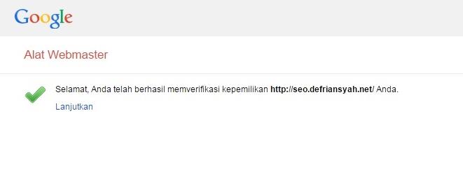 daftar web di google
