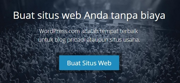 Cara Membuat Blog di WordPress Gratis