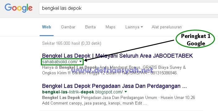 First Google