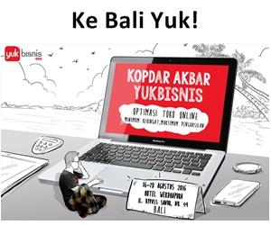 Kopdar Akbar Yukbisnis Bali