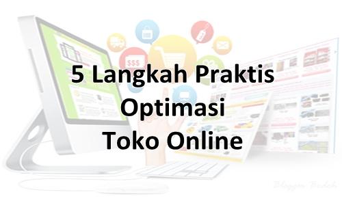Materi Kursus SEO - 5 Langkah Praktis Optimasi Toko Online