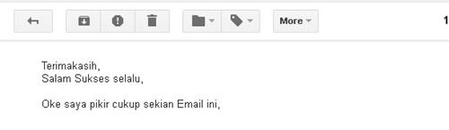 Capture email testi kursus seo 3