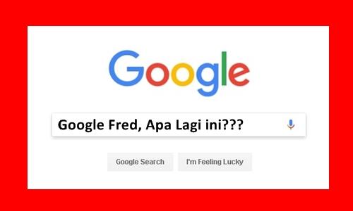 Update Algoritma Google Fred