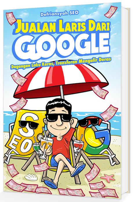 Buku Jualan Laris dari Google