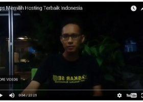 Tips Memilih Hosting Terbaik Indonesia