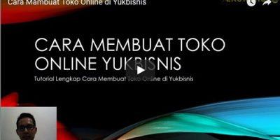 Cara Membuat Toko Online Yukbisnis
