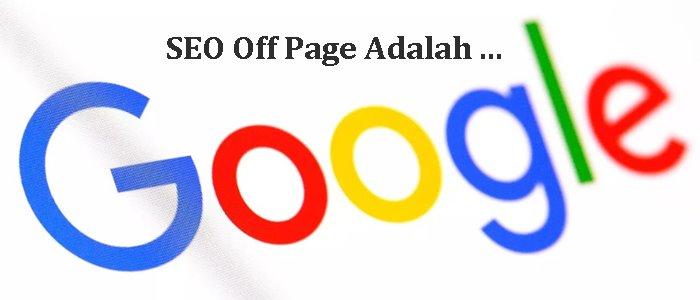 SEO Off Page Adalah