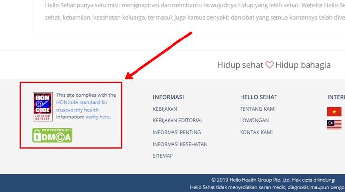 SEO 2019 website Kesehatan