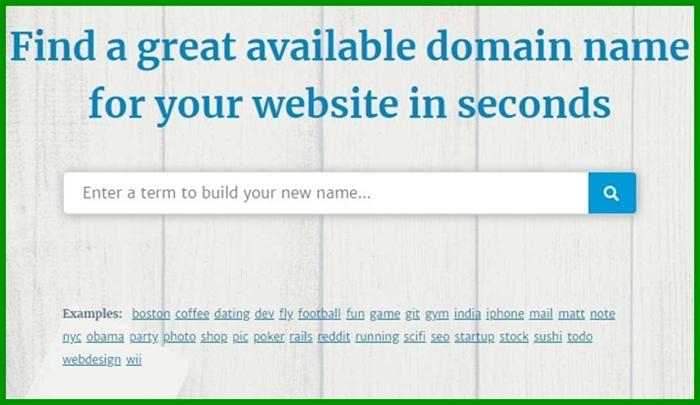Bingung Mencari Ide Nama Domain
