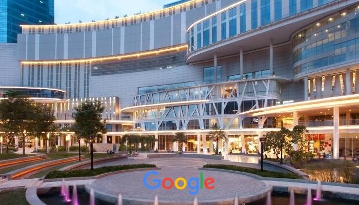 Google = Mall Besar