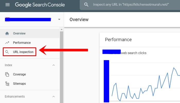 Google Search Console Untuk Indeks Konten