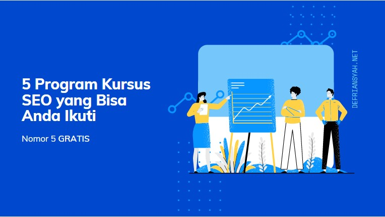 5 program kursus seo