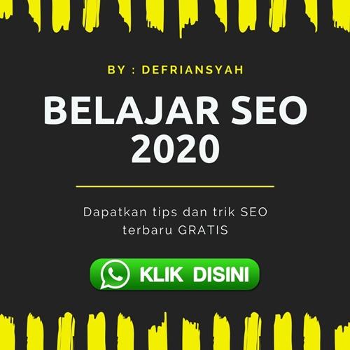 Grup SEO 2020