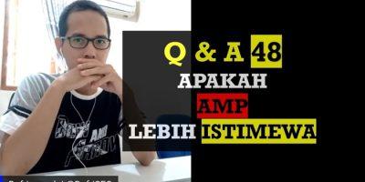 Apakah AMP Lebih Istimewa