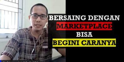 Bersaing dengan Marketplace