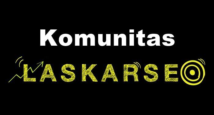 Komunitas Laskarseo