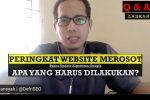 Peringkat Website Merosot Pasca Update Algoritma