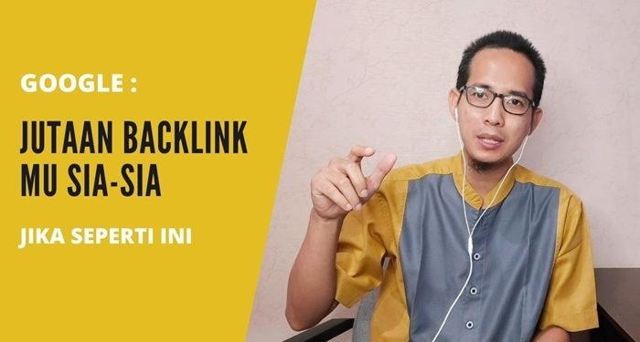 Jutaan Backlink