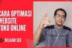 Contoh Website Toko Online Sederhana